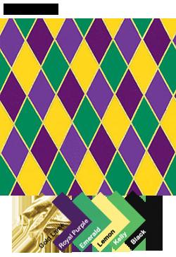 Party Linens Prints Design Line